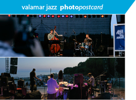 Valamar Jazz Festival photopostcard